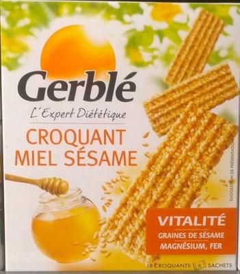 Croquant Miel Sésame - Product