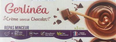 crème saveur chocolat - Product - fr