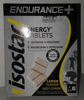 Isostar Energy Tablets Lemon - Producte