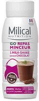 Milical Go - Repas à boire chocolat - Produit