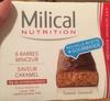 Barres minceur saveur Caramel - Product