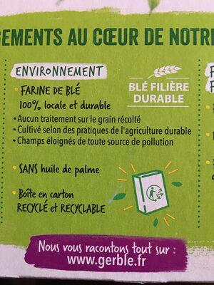 Crousti'Son Miel Sésame - Instruction de recyclage et/ou information d'emballage - fr