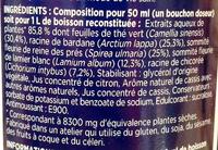 Acqua Drainer Express - Ingrédients - fr