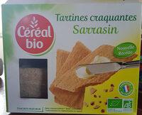 Tartines craquantes sarrazin - Produit