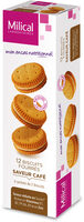 Milical Nutrition Saveur Café 12 Biscuits - Product