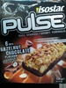 Barres Pulse Guarana noisette chocolat - Product
