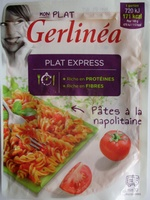 Plat Express : Pâtes à la napolitaine - Produit - fr