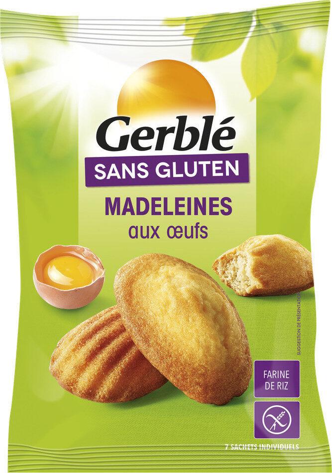 SS GLUT MADELEINES - Produit - fr