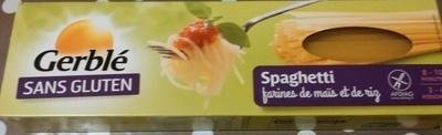 Spaghetti farines de maïs et de riz - Prodotto - fr