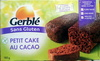 Petit Cake au Cacao - Product