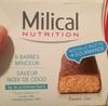 Barres Milical Noix de Coco - Product