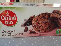 Cookies au chocolat - Product - fr