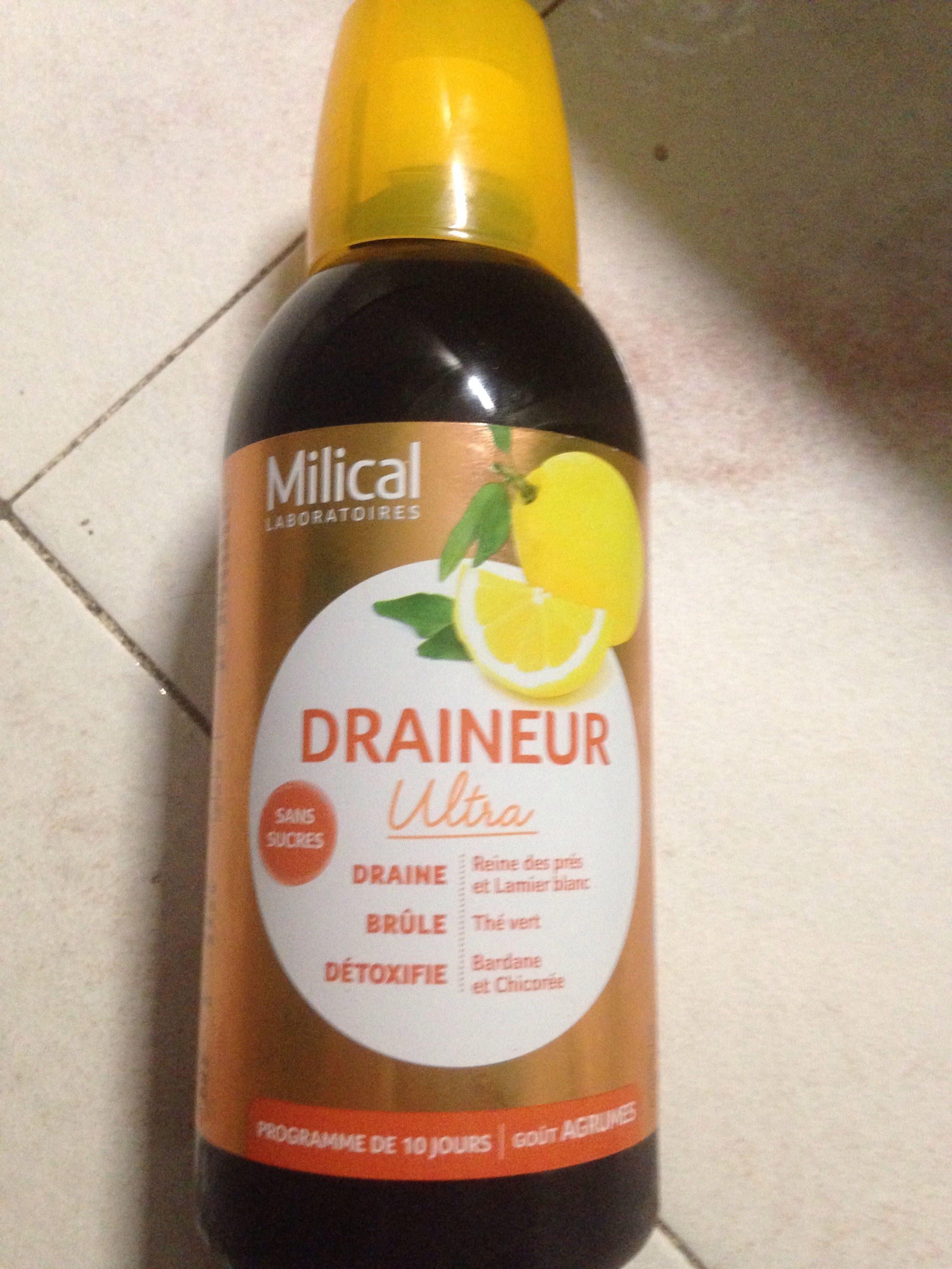 Draineur ultra - Milical - 500ml