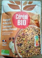 Boulghour de blé à la Tunisienne au Raz-El-Hanout - Prodotto - fr