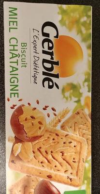 Biscuit Miel Châtaigne - Produit