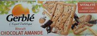 Biscuit chocolat amande - Produit