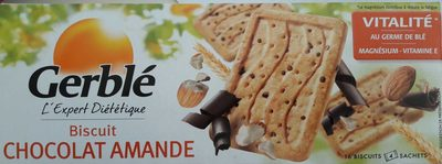 Biscuit chocolat amande - Product