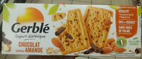 Biscuit chocolat amande - Product - fr