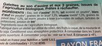 Pancakes - Ingrédients - fr