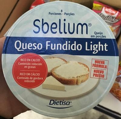 Sbelium Queso Fundido Light - Produit
