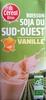 Boisson soja du Sud-Ouest Vanille - Produit