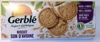 Biscuit SON D'AVOINE - Produit