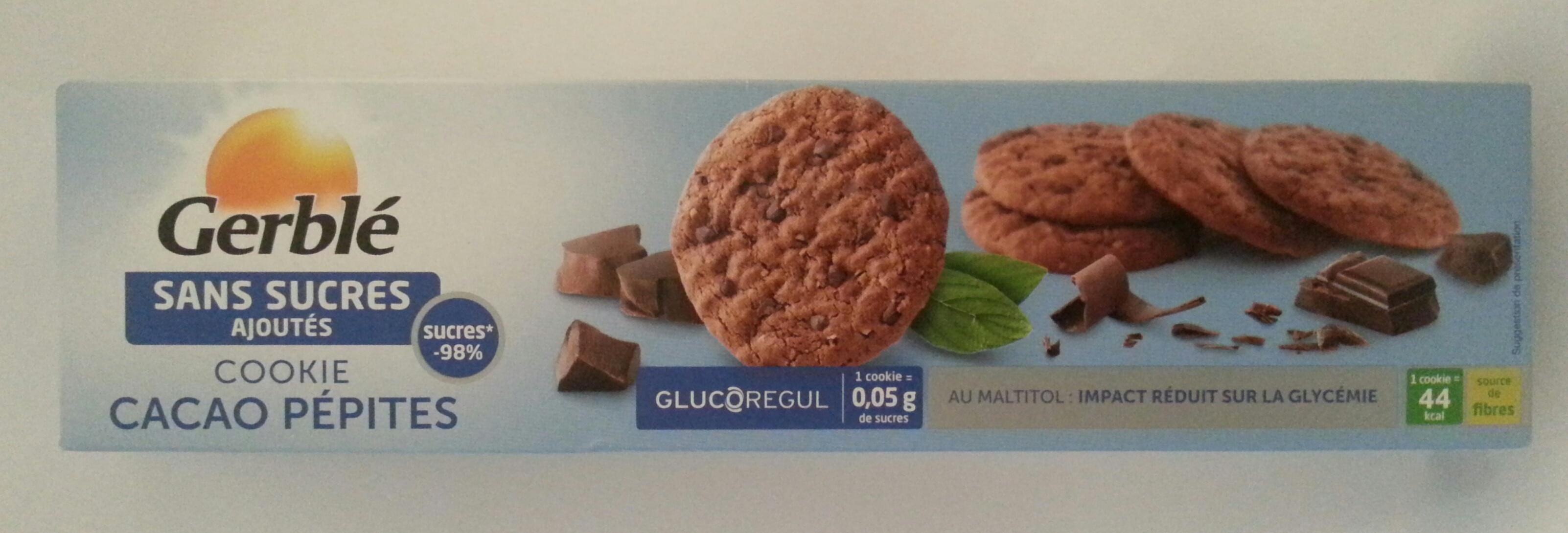 Cookie cacao pépites - Product - fr