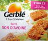 Barre Son d'avoine Gerblé - Produit