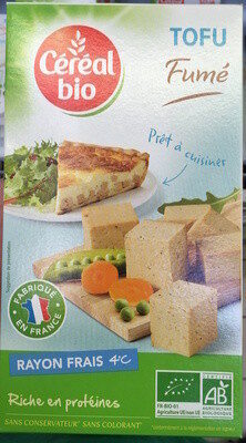 Tofu fumé - Prodotto - fr