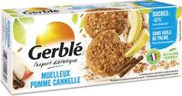 Moelleux pomme cannelle Gerblé - Product - fr