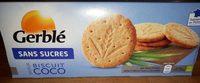 Biscuit Coco - Produit