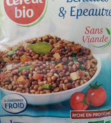 Lentilles et épeautre - Product - fr