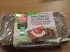 Pain complet de seigle bio aux flocons d'avoine et graines de lin - Product
