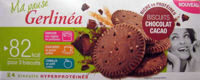 Biscuit chocolat cacao - Product