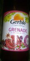 Grenade et sélection de fruits - Produit - fr
