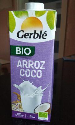 Bebida Bio Arroz con Coco - Produit - fr