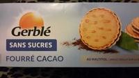 Fourré Cacao sans sucres - Product