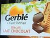 Biscuit Lait Chocolat - Product