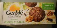 Moelleux chocolat et noix - Product