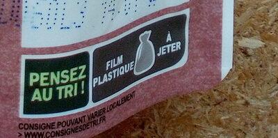 Orge et pruneaux à la Marocaine - Istruzioni per il riciclaggio e/o informazioni sull'imballaggio - fr