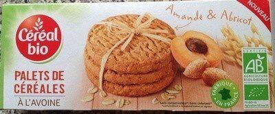 Palets de céréales a l'avoine - Produit - fr