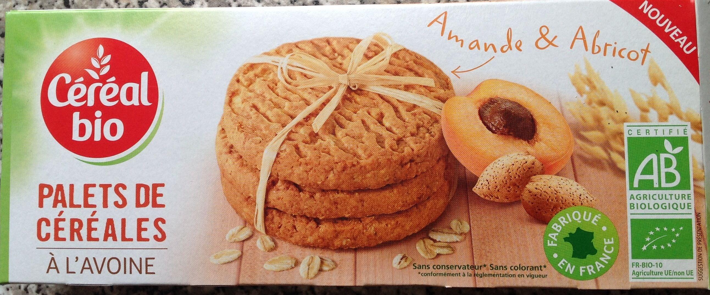 Palets de céréales a l'avoine - Product - fr