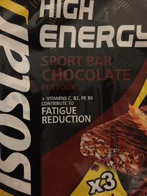 High Energy Sport Bar Chocolate Flavour - Product