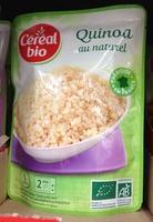Quinoa au naturel - Produit