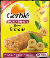 Barre Banane - Product - fr