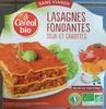 Lasagnes fondantes soja et carottes - Produit