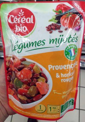 Légumes Mijotés Provençale & Haricots Rouges - Product