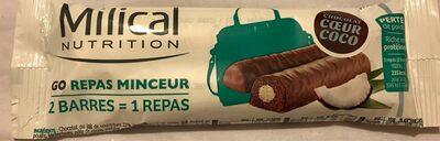 Barre Minceur Saveur Chocolat Coco - Produit - fr