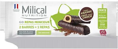 Barre Minceur Saveur Chocolat - Produit - fr