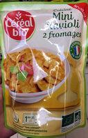 Mini Ravioli 2 fromages - Produit - fr